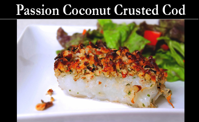Coconut cod Fruit Vinegars
